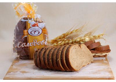 """Хлеб """"Солодовый"""" нарезанный 0,3"""