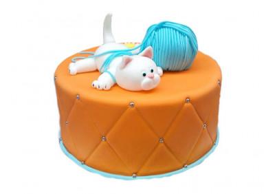 """Торт """"Котенок"""""""
