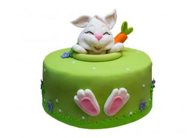 """Торт """"Кролик"""""""