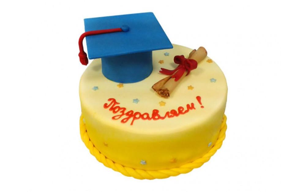"""Торт """"Поздравляем"""""""