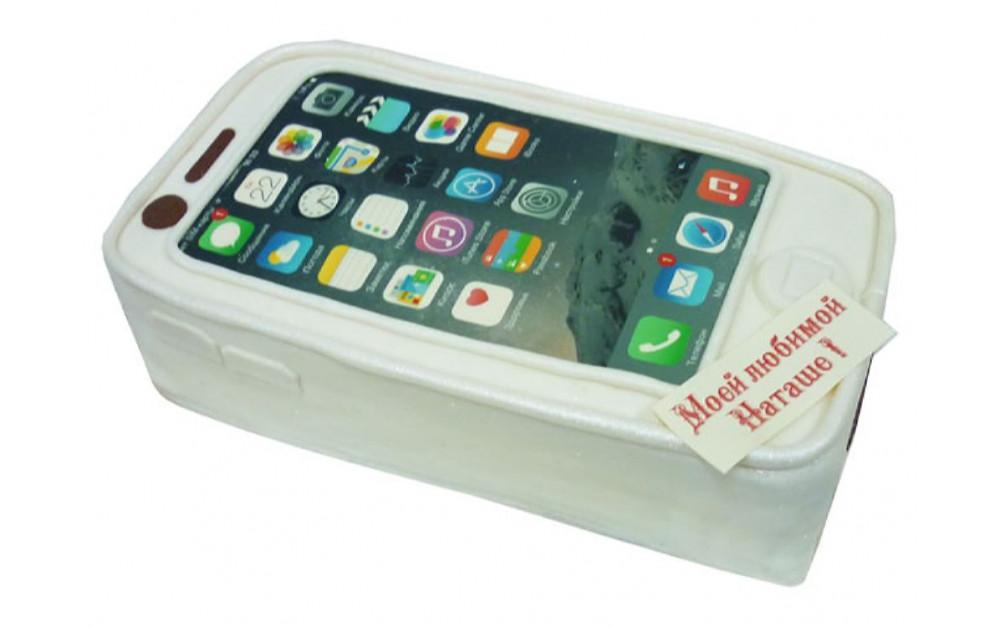 Торт-телефон